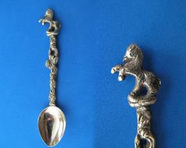 Vintage Italian REARING HORSE Souvenir Collector Spoon Collectible ITALY  - $4.95