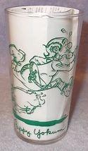 Vintage Al Capp 1949 Character Glass Pappy Yokum Tumbler - $8.00