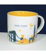 Starbucks New York You are Here Mug 2014, 14 oz Size - $13.10