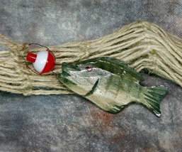 Catch of the Day No. 2 Fish Christmas Ornament - $9.98