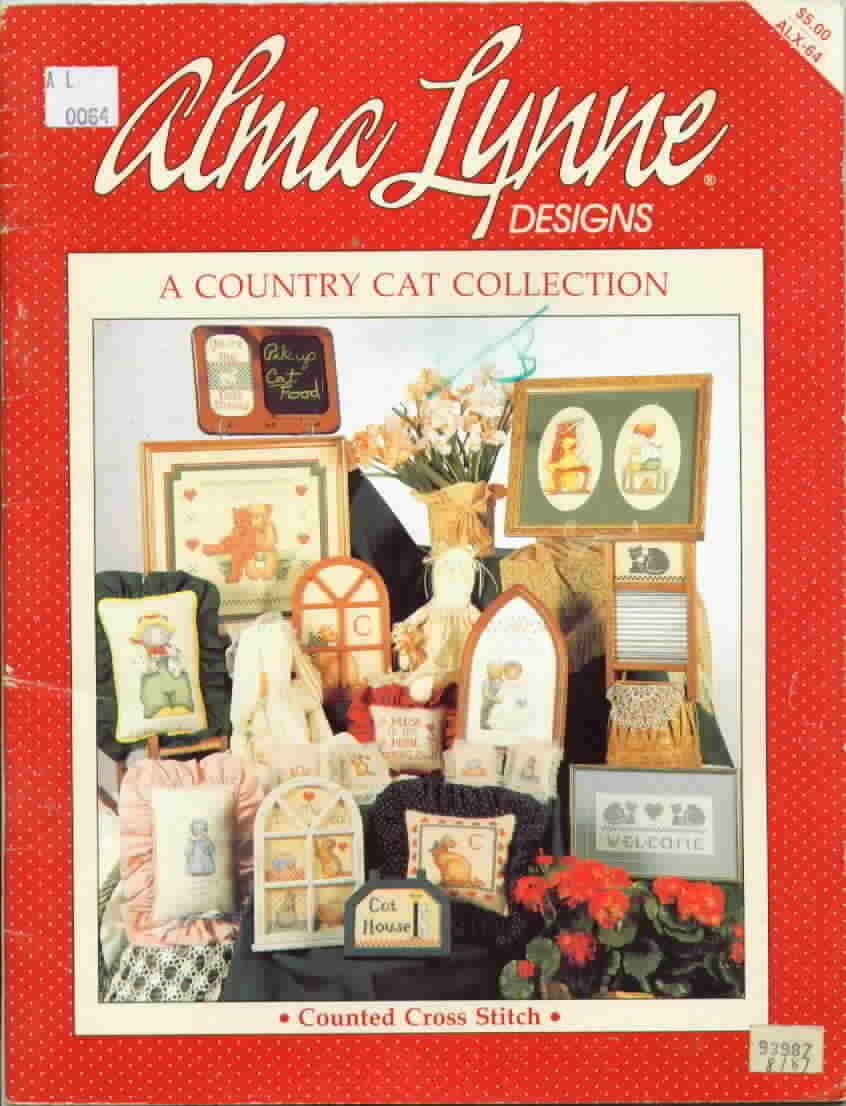 Alma lynne a country cat collection