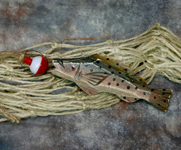 Catch of the Day No. 4 Fish Christmas Ornament - $9.98