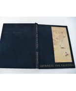 Japanese Ink Painting Book, L.A. Cty Museum, Miyajima Shin ichi, Sato Ya... - £20.38 GBP
