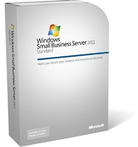 Windows Small Business Server 2011 Standard Download With Activation Code - $154.35
