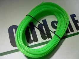 3mm Neon Green Wire Mesh Guard Expandable wire covering  Car Bike 2 Mete... - $4.45