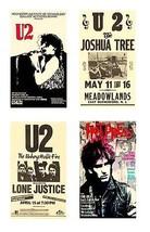 4 U2 Magnets - $12.99