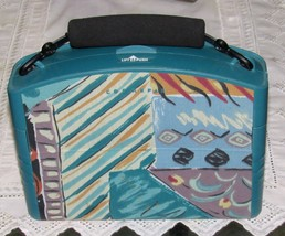 Cosmepak Cosmetic Travel Hard Cover Makeup Organizer - Big Mouth Pattern A - $21.99