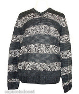 NEW Kenneth Cole Reaction Mens Sweater Wool V-N... - $80.00