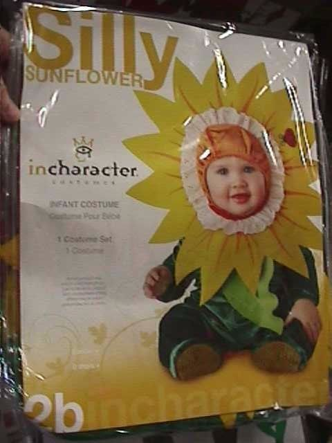 c125c82d84180 NEW Yellow Cute Baby Silly Sunflower Costume and 11 similar items
