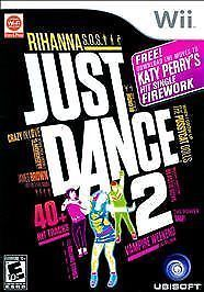 Just Dance 2 (Nintendo Wii, 2010)  Video Game Complete
