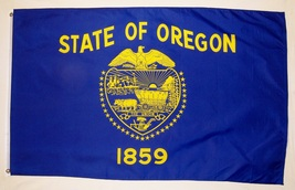 Oregon State Flag 3' X 5' Indoor Outdoor Banner - $9.95