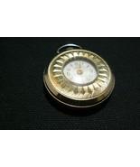Beautiful Vintage Lantex Swiss Made Pocket Watch - $69.28