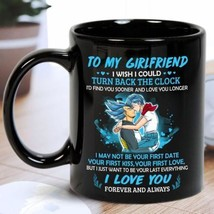 Dragon Ball Vegeta Bulma To My Girlfriend Gift Ceramic 11 oz, 15 oz Coff... - $12.69 CAD+