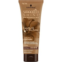 Schwarzkopf Smooth 'N Shine Curl Styling Custard, 8.5 Ounce New - $13.90