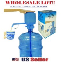 Hand Pump for Water Bottle Jug Manual Drinking Tap Spigot (WHOLESALE LOT... - $59.35