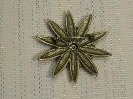 Cookie Lee Fall Starburst Brooch - Item #48159 - New! image 3