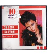 Sheena Easton Greatest Hits (Music CD) 10 Best Series - $4.00