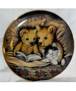 "Franklin Mint ""Bedtime Story"" Plate - $14.99"