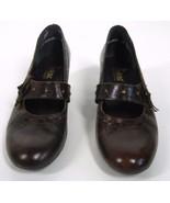 RIEKER Women's Leather Milla Mary Jane Antistre... - $24.64