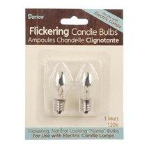 Bulk Buy: Darice DIY Crafts Flicker Bulbs 2 pieces per card (6-Pack) 6400 - €22,47 EUR