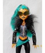Monster High Nefera Repaint, Monster High Repaint, Custom Monster High OOAK - $65.00