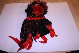 Women's Sexy Devil M Leotard Dress Costume Curtain Call Costumes - $23.36