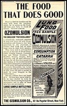 Vinteja Exhibit Poster of - Food - Vintage - Advertising - 074 - A3 Poster Print - $22.99