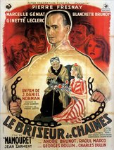 Reproduction of a poster presenting - 1941Lebriseurdechaines - A3 Poster Prin... - $22.99