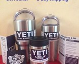 New YETI 12 oz 20 oz 30 oz Tumbler Rambler Colster Cup Koozie ~ USA ~ 1 day ship