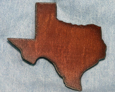 Magnet metal texas