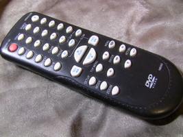 DVD Video Remote NB093 - No back battery panel - $7.00