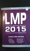 Literary Market Place 2015: The Directory of the American Book Publishin... - £14.38 GBP