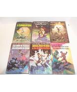 Lot of 6 Edgar Rice Burroughs Hard Cover w DJ C... - $146.95