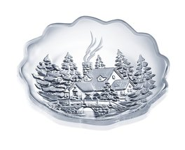 Celebrations by Mikasa Winter Wonderland 7-1/2-... - $19.99