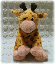 Ty Pluffies Towers Giraffe Doll Lovey Plush Stuffed Toy Security Toy Ani... - $14.24