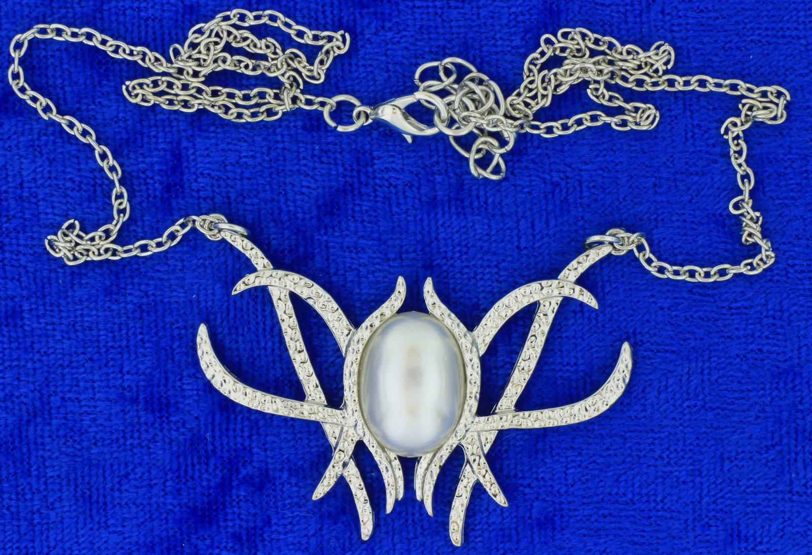 Galadriel spider necklace