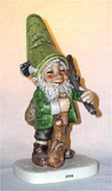 Collectible Rare Vintage Retired German Porcelain Figurine Goebel Co Boy... - $110.00