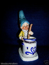 Collectible Vintage Retired German Porcelain Figurine Goebel Co Boy Mike... - $20.00