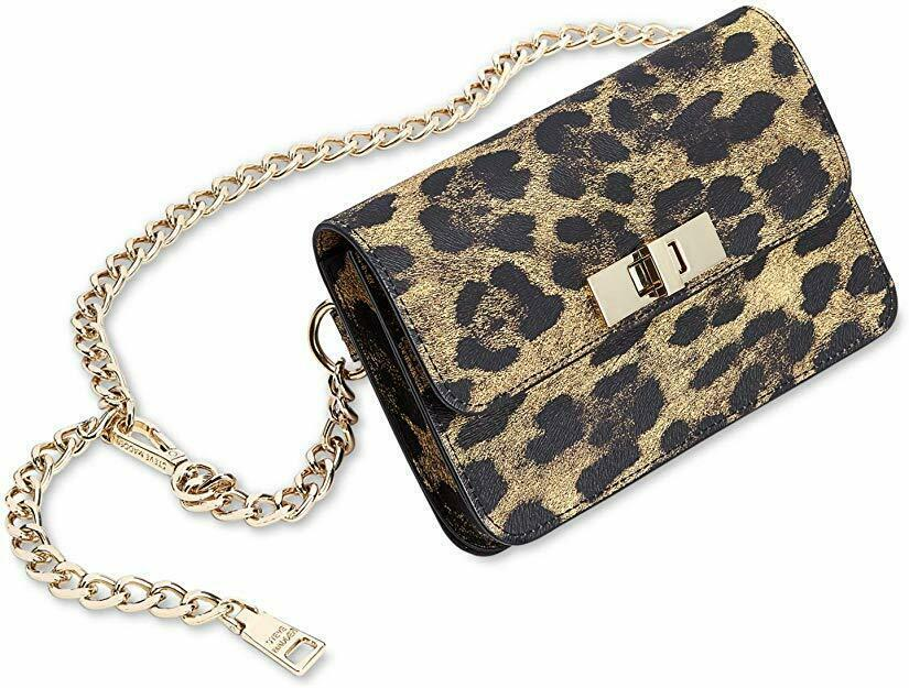 Primary image for Steve Madden Bobby Leopard Belt Bag