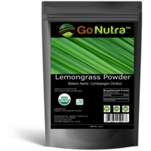 Lemongrass Powder Organic 8 oz | Used For Cooking Citronella And Tea | G... - $11.39