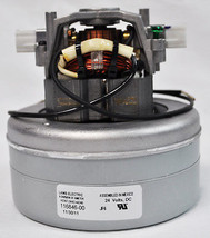 Ametek Lamb 5.7 Inch 240 Volt  B/B 2 Stage Through-Flow Motor 116846-00 - $384.50