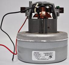 Ametek Lamb 5.7 Inch 240 Volt B/B 2 Stage Thru-Flow Motor 116604-00 - $293.95