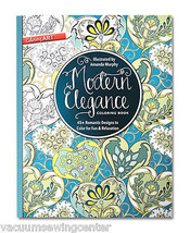 Modern Elegance Coloring Book - $14.95