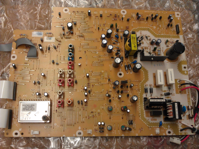 A17F6MPW-001 MPW Power Supply Board From Philips 32PFL3506/F7 DS1 LCD TV