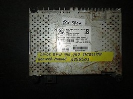 04 05 Bmw 745,760 Satellite Receiver Module #6950303 *See Item Description* - $138.59