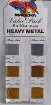 Madeira Value Pack Heavy Metal Thread 20829701 - $11.99