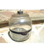 OLD Glass Stove Kerosene Bottle 1913 Jug Bottle bz - $89.99