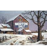 Morton Salt By C. Carson - $370.00