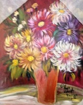 Spider Mums By Anna Ray - $900.00