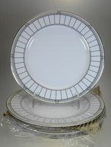 Royal Worcester Mondrian Salad Plates Set of 4 - $28.66